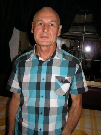 Piotr Matuszewski czynny biegacz na długich dystansach
