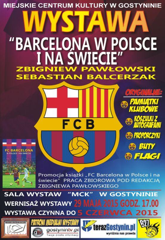 barcelona plakat