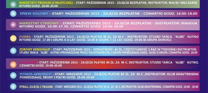 Nabór do sekcji MCK 2015/16