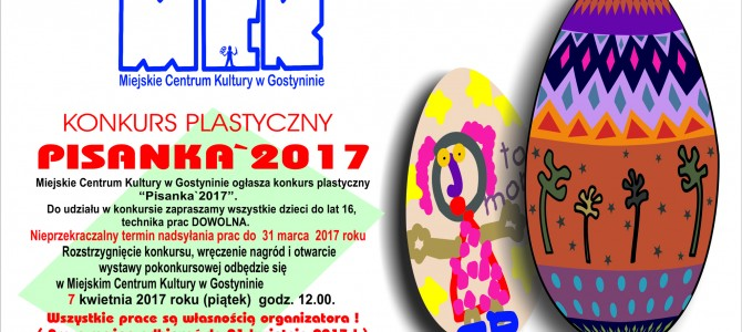 "Konkurs ""Marzanna"" i ""Pisanka"" 2017"